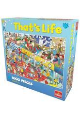 Puzzle 1.000 That's Life Oficina Goliath 914784