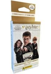 Harry Potter Éco-blister de 5 Pochettes Cartes à Collectionner Panini 9788427872240