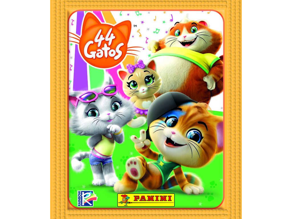 44 Gatos Sobre Panini 8018190015317