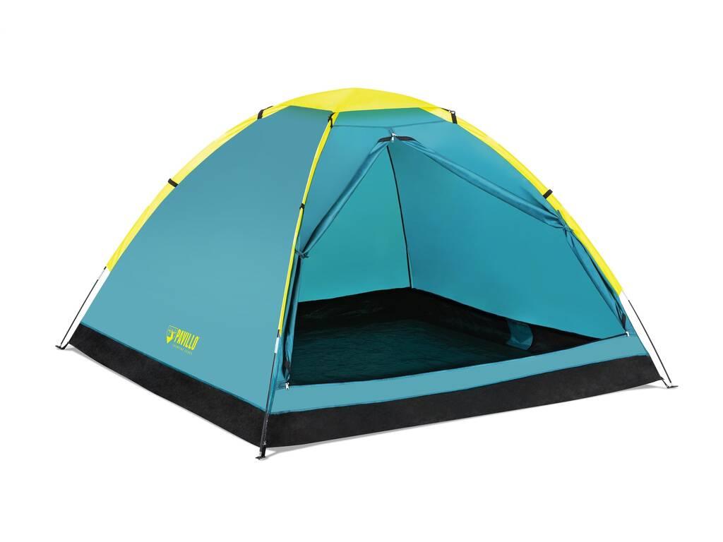 Tente de Camping Cooldome 3 Personnes 210x210x130 cm. Bestway 68085