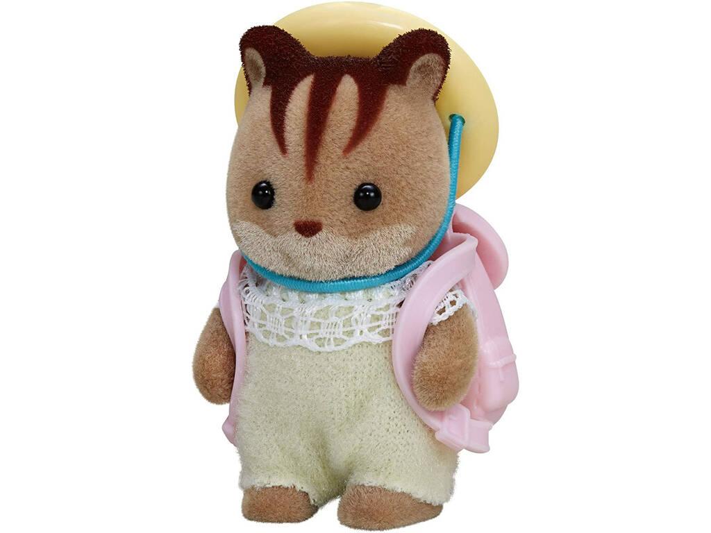Sylvanian Families Baby Squirrel Nut Epoch Squirrel To Imagine 5406