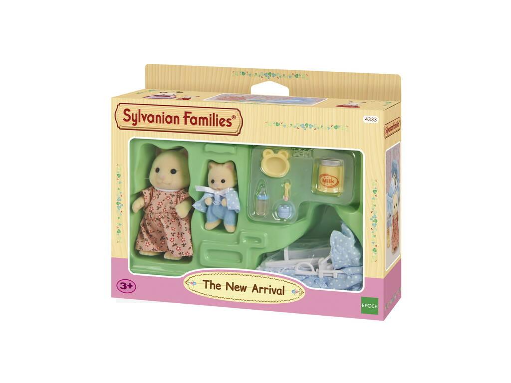 Sylvanian Families La Nouvelle Arrivée Epoch To Imagine 5433
