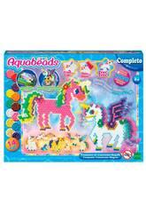 Aquabeads Set Unicornios Mágicos Epoch Para Imaginar 31908