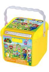 Aquabeads Cubo De Creatividad Super Mario Epoch Para Imaginar 31774