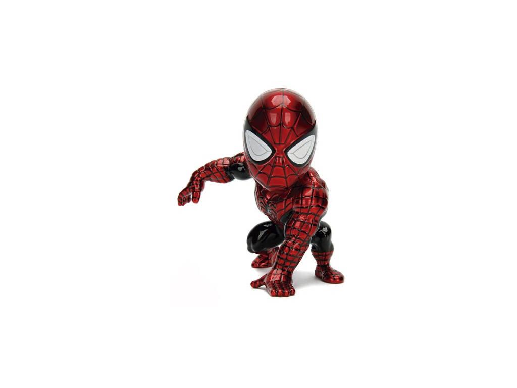 Spiderman Figura Spiderman de Metal Simba 253221003