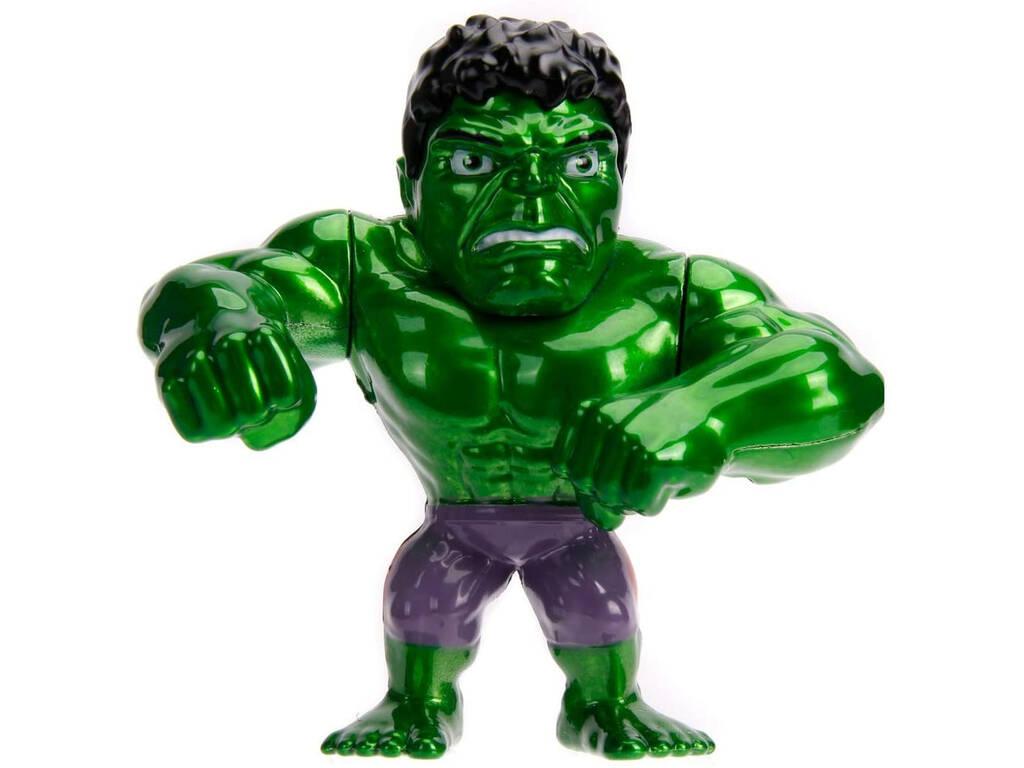 Avengers Figurine en Métal Hulk 10 cm. Simba 253221001