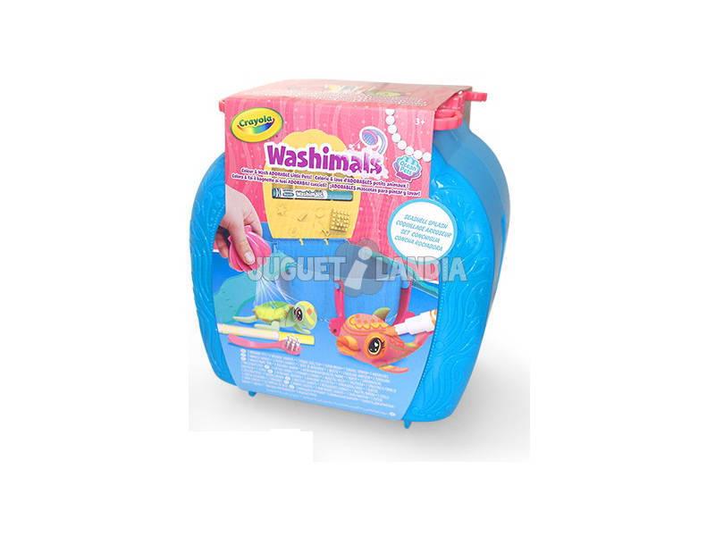 Washimals Ocean Pets Concha de Mar Crayola 74-7431