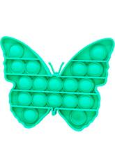 Pop It Mariposa Verde
