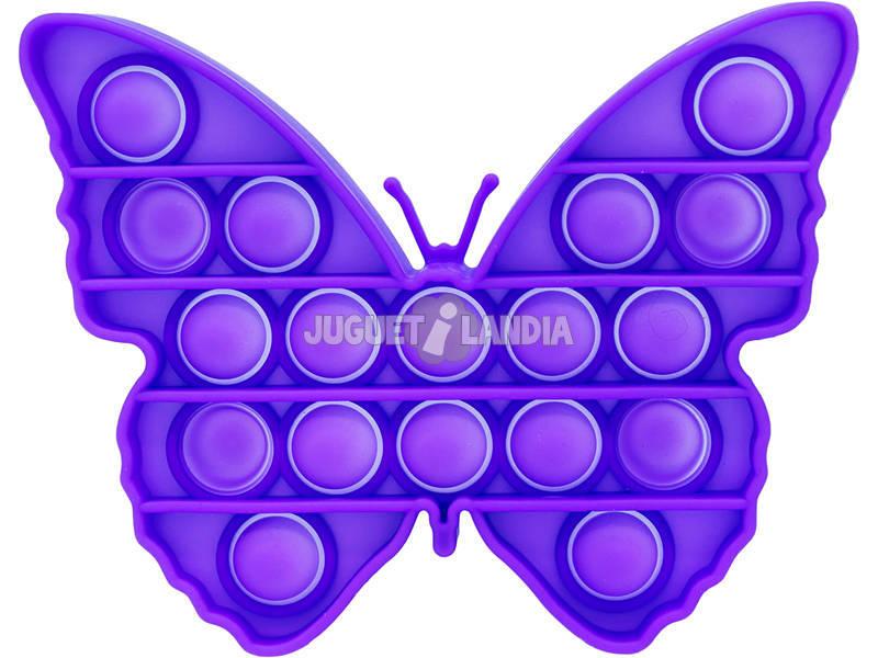 Pop It Papillon lilas