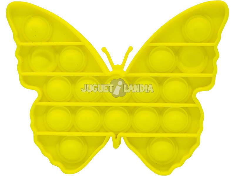 Pop It Papillon Jaune