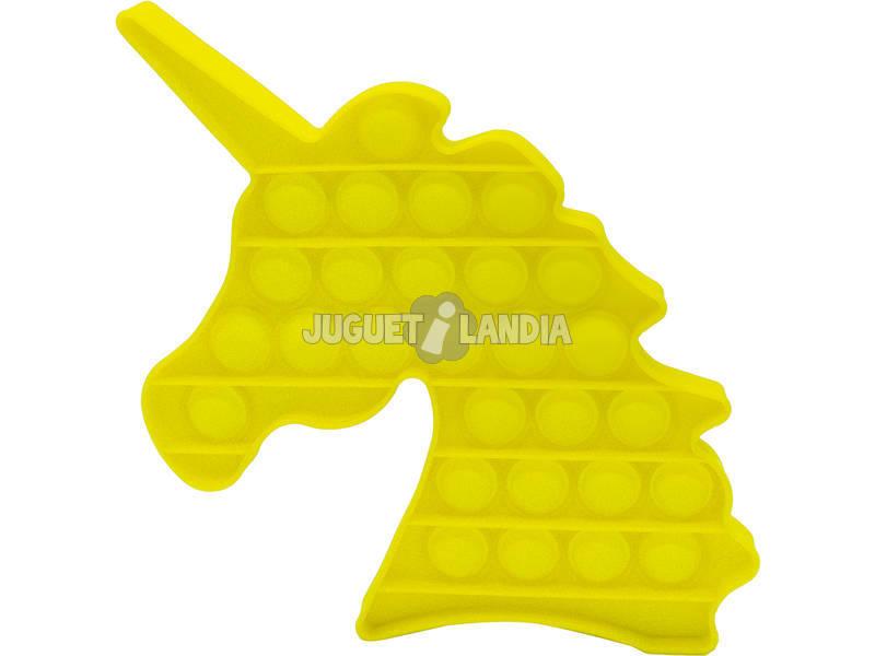 Pop It Unicornio Amarillo