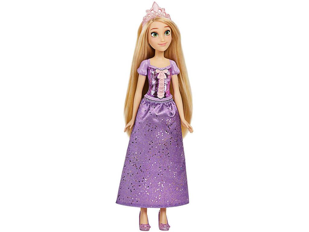 Disney Princesse Royal Paillettes Rapunzel Poupée Hasbro F0896