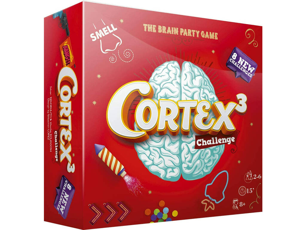 Cortex 3 Challenge Asmodee CMCOCH03