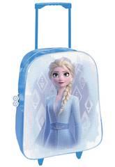 Sac à dos trolley Frozen 2 en 1 avec paillettes Toybags T810-120