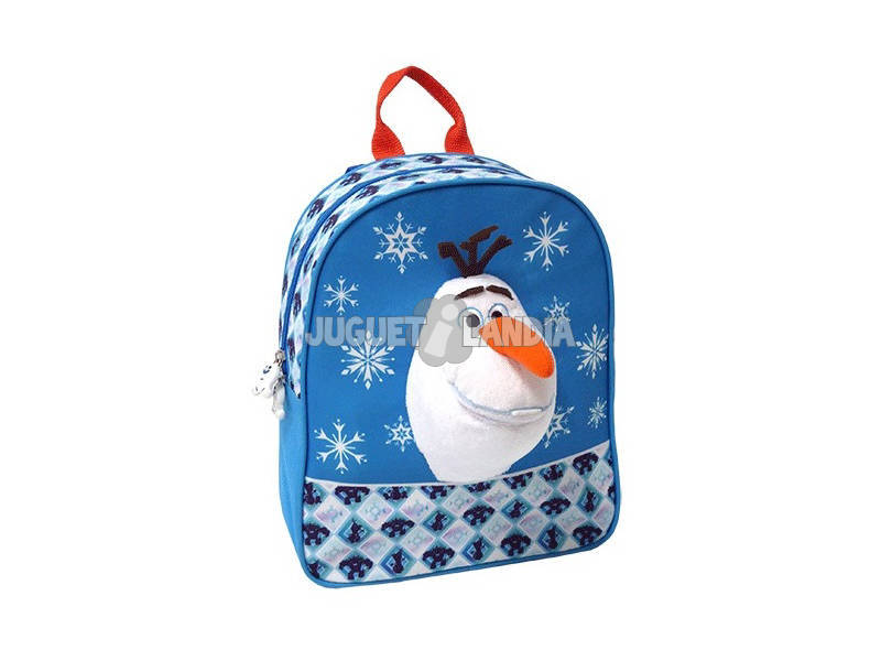 Mochila Parlanchina Frozen Olaf Toybags T350-018