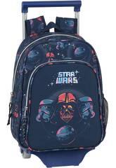Mochila con Carro Star Wars Death Star Safta 612001020