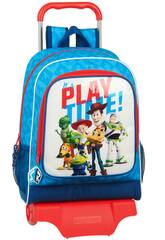 Sac à dos avec trolley Toy Story It's Play Time Safta 612031313