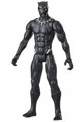 Avengers Figura Titan Hero Pantera Nera Hasbro F2155