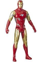 Avengers Figura Titan Hero Iron Man Hasbro F2247