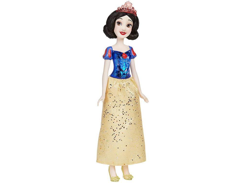 Muñeca Princesas Disney Blancanieves Brillo Real Hasbro F0900