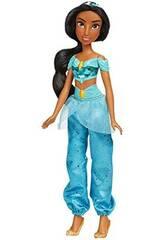 Disney Princess Jasmine Royal Glitter Doll Hasbro F0902