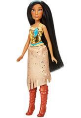 Disney Princess Pocahontas Royal Glitter Doll Hasbro F0904