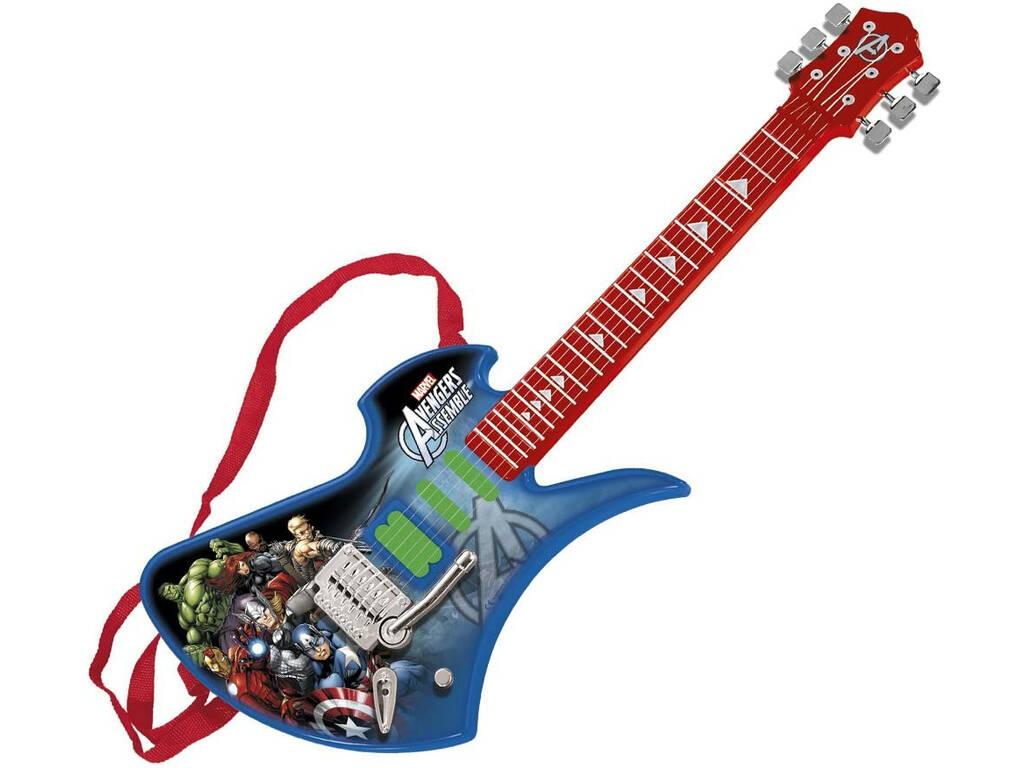 The Avengers Guitare électronique Claudio Reig 1661
