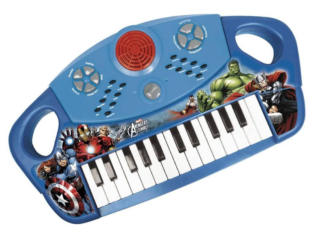 L'orgue électronique Avengers 25 touches Claudio Reig 1662
