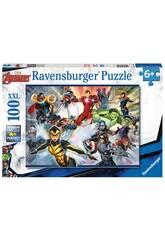 Puzzle XXL Avengers 100 Piezas Ravensburguer 13261