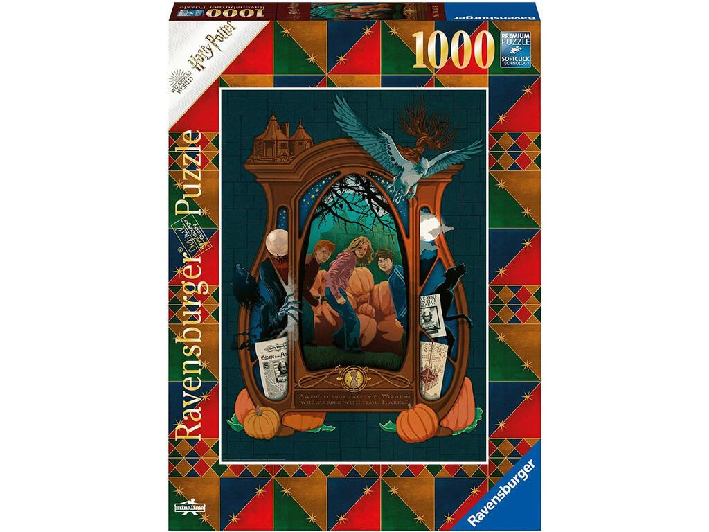 Puzzle Harry Potter Book Edition 1.000 Piezas Ravensburguer 16517