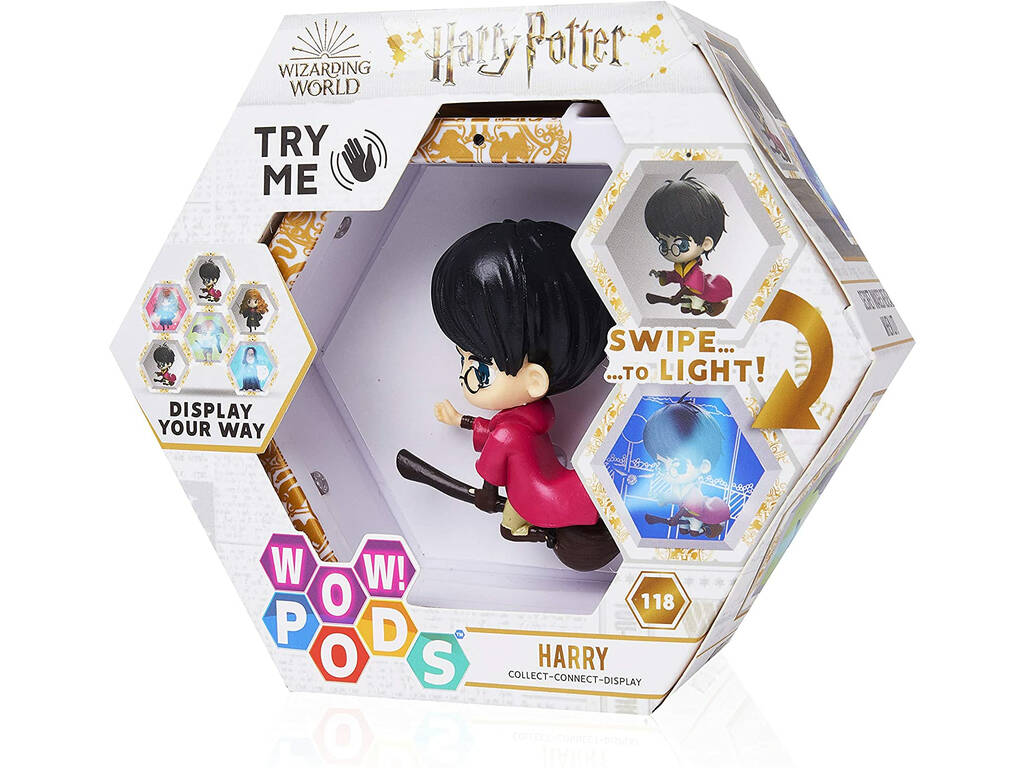 Wow! Pods Harry Potter Figura Harry Eleven Force 15524
