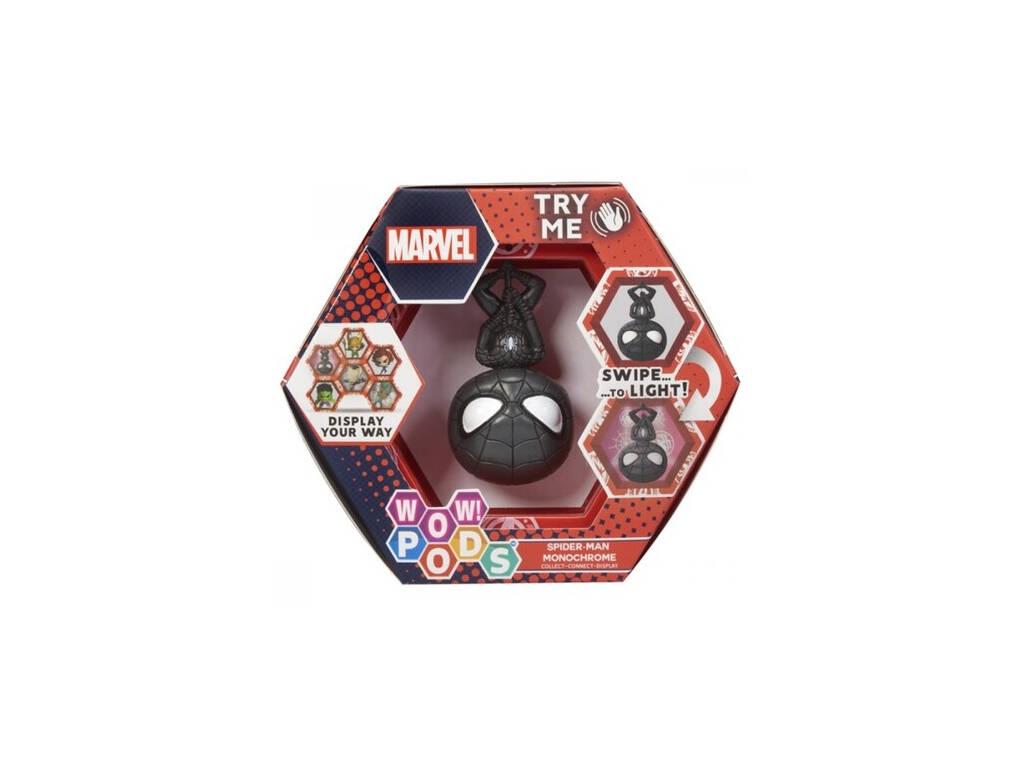 Wow! Pods Marvel Figura Spiderman Monochrome Eleven Force 20948