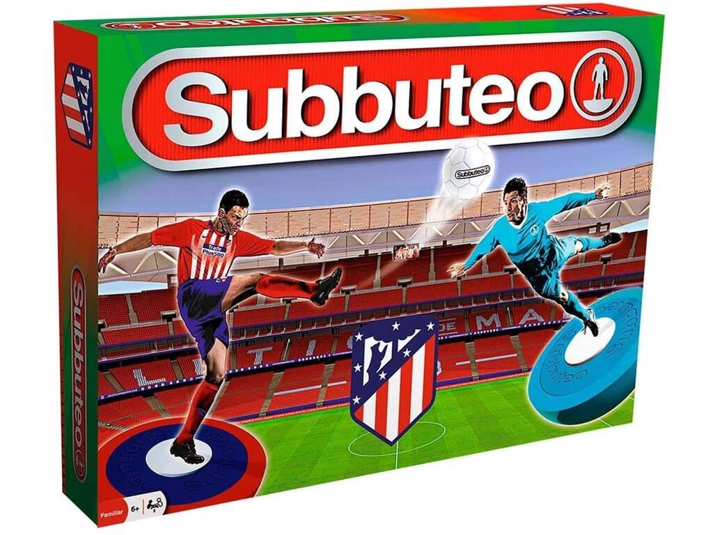 Subbuteo Atlético De Madrid Eleven Force 14290
