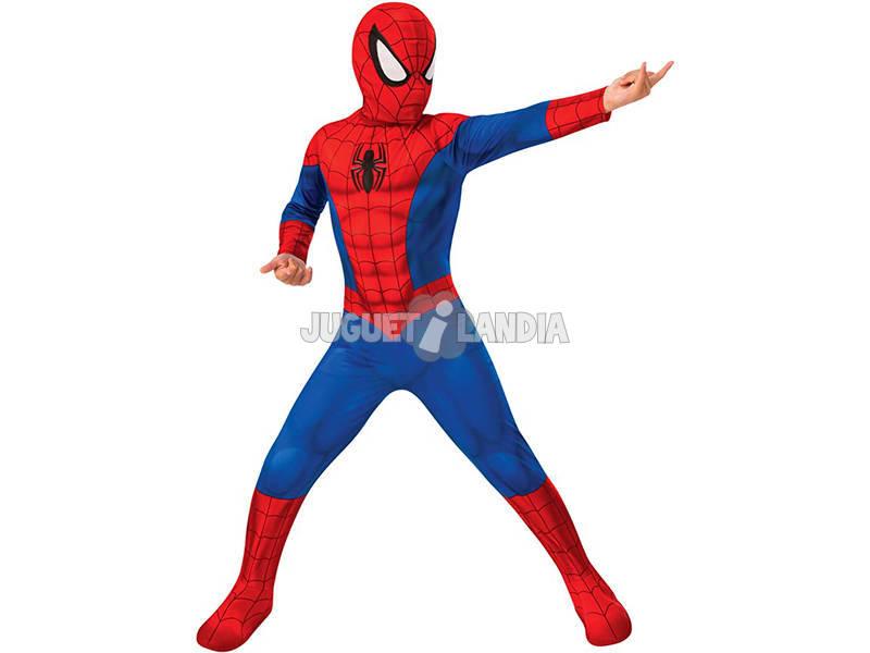 Disfraz niño Spiderman Classic T-M Rubies 702072-M