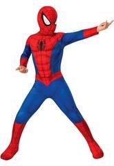 Disfarce Menino Spiderman Classic T-M Rubies 702072-M