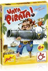 Juego De Mesa ¡Vaya Pirata! Mercurio Z0014