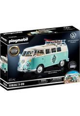 Playmobil furgone Volkswagen T1 Camping Bus Edizione speciale 70826