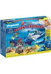 Playmobil City Action Calendario de Adviento 70776