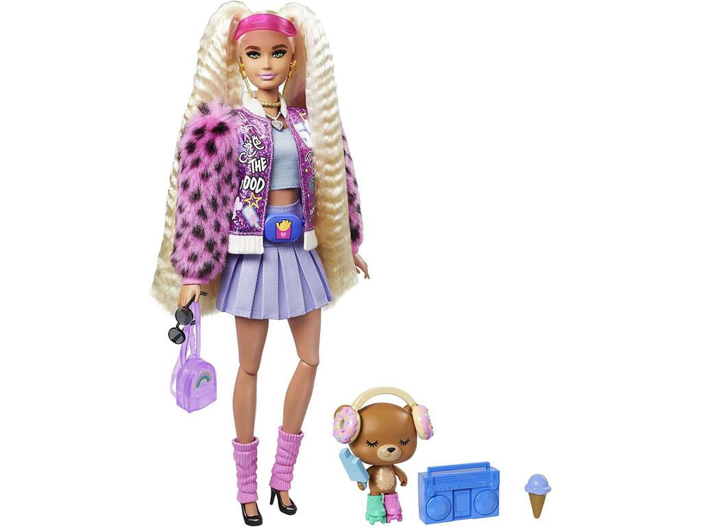 Barbie Extra Coletas Rubias Mattel GYJ77