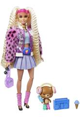 Barbie Extra Blonde Zöpfe Mattel GYJ77