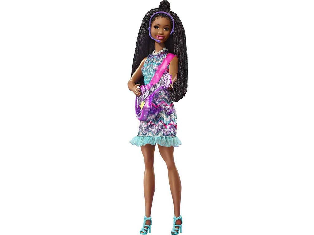 Barbie Brooklyn Música Mattel GYJ24