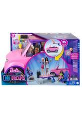 Barbie Big City Big Dreams Carro Musical Mattel GYJ25