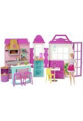 Barbie Restaurant Cook et Grill Mattel HBB91