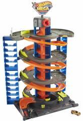 Hot Wheels Mega Garaje Mattel GTT95