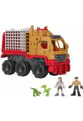 Imaginext Jurassic World Camión Mattel HCH97