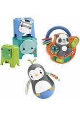 Fisher Price Kit Manos Mattel HFJ93