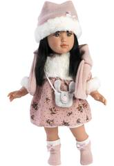 Muñeca Greta 40 cm. Llorens 54033