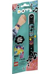 Bracelet Lego Dots Musical Notes 41933