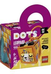 Lego Dots Adorno para Mochila Leopardo 41929