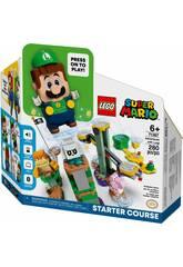 Lego Super Mario Starter Pack : Aventures avec Luigi 71387